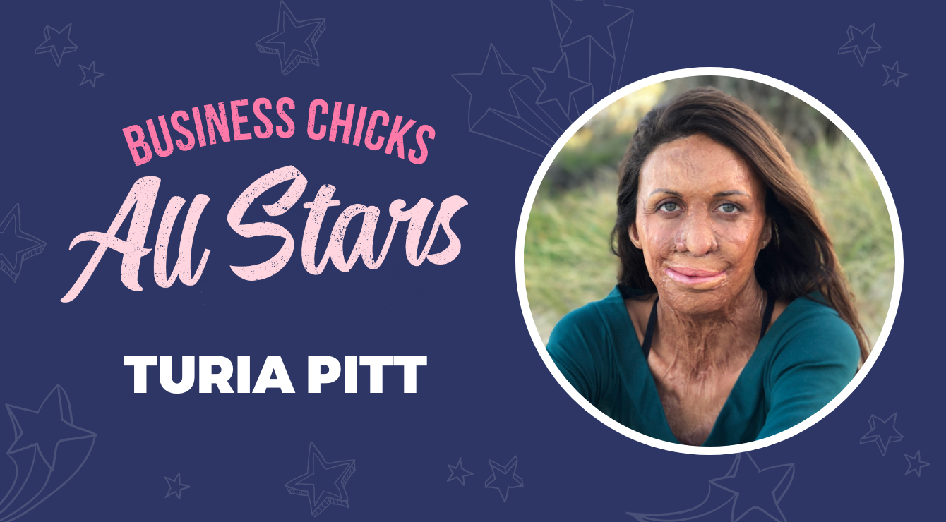 Business Chicks All Stars: Turia Pitt