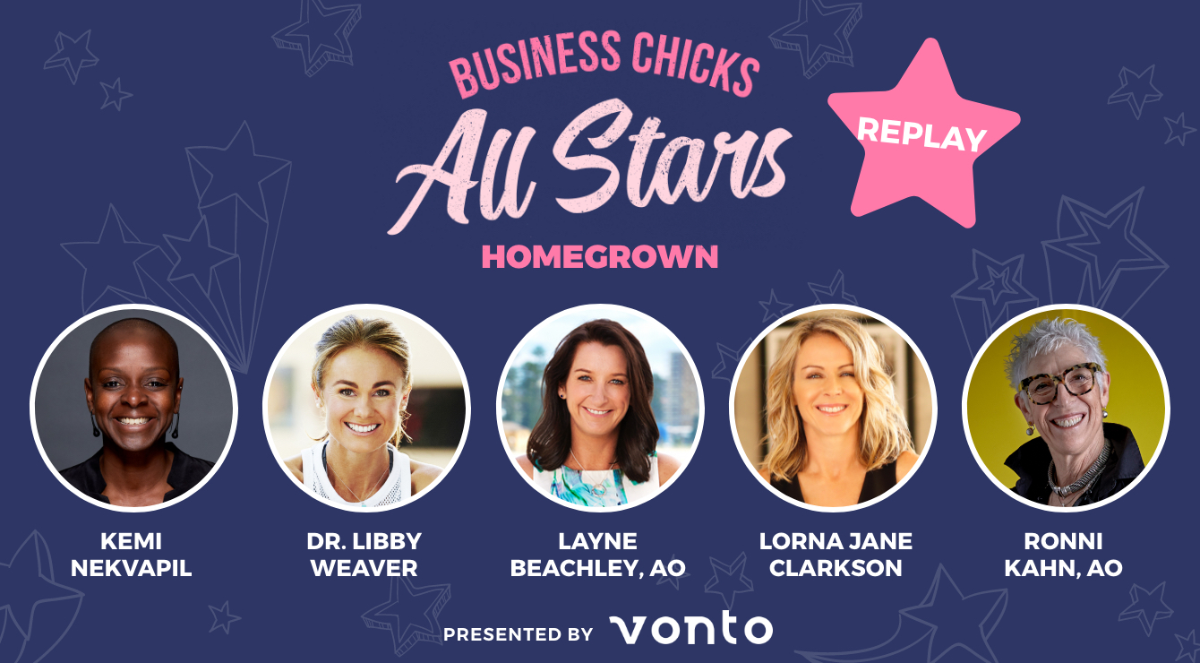 Replay: Business Chicks All Stars Homegrown