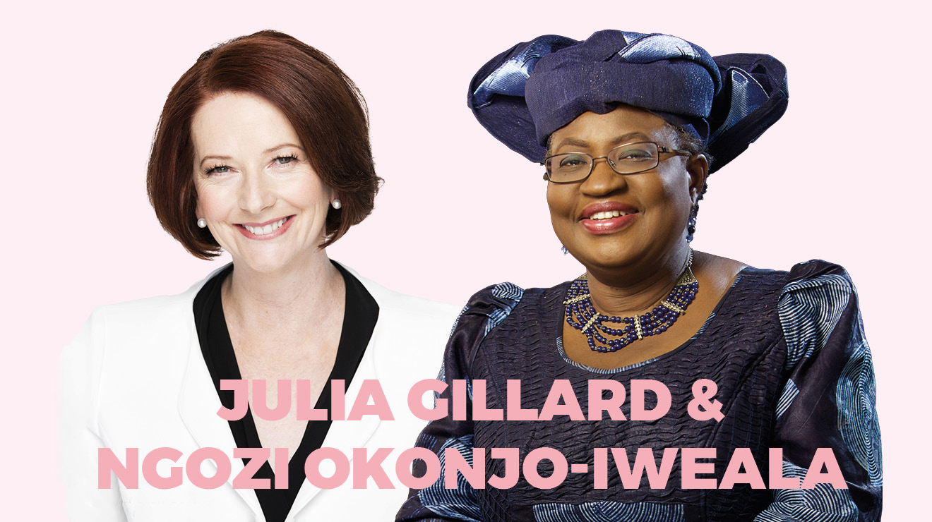Business Chicks presents Julia Gillard and Dr Ngozi Okonjo-Iweala
