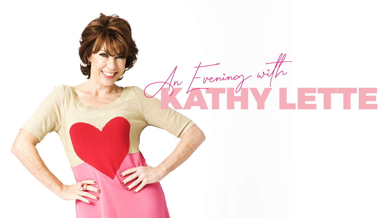 An Evening With Kathy Lette