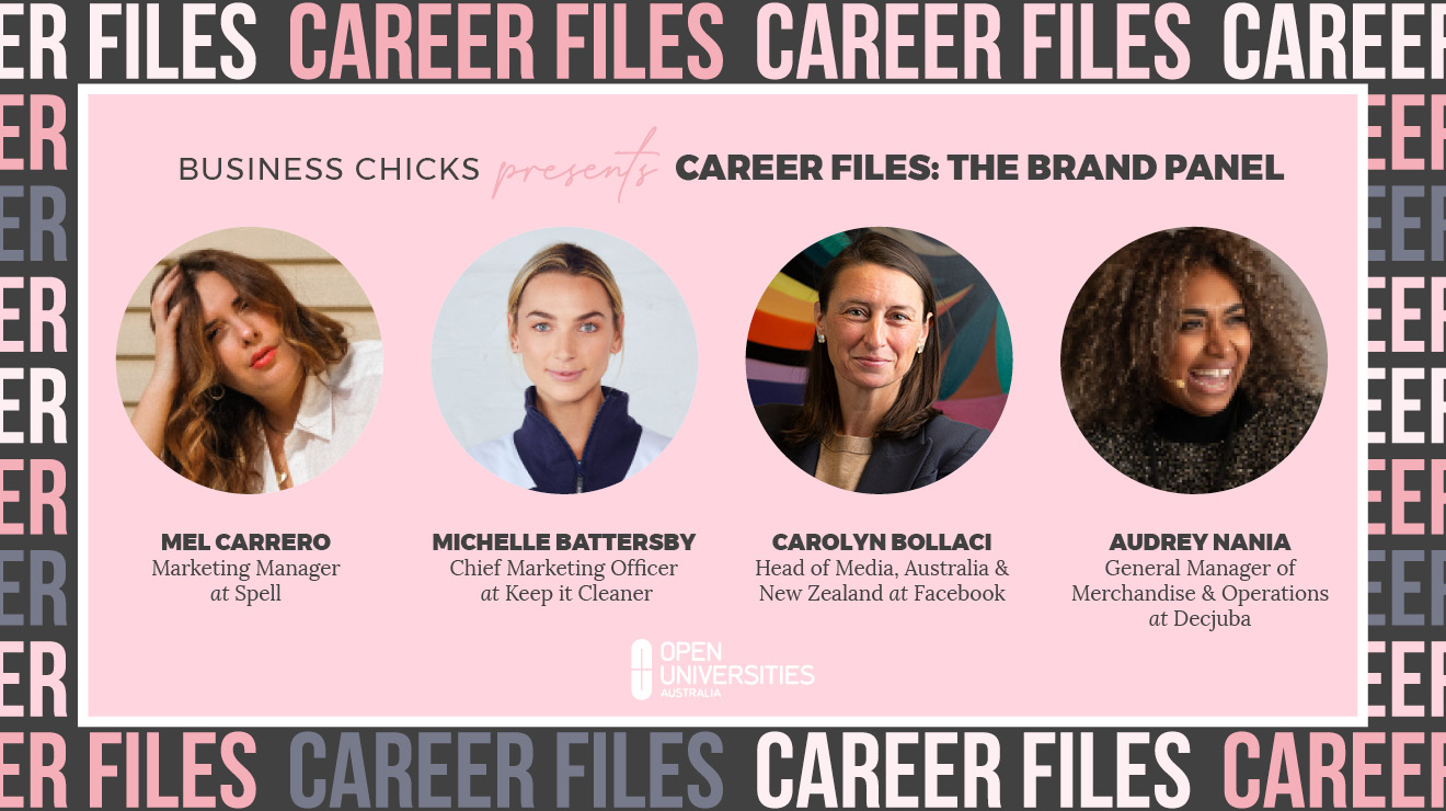 Business Chicks presents Career Files: The Brand Panel