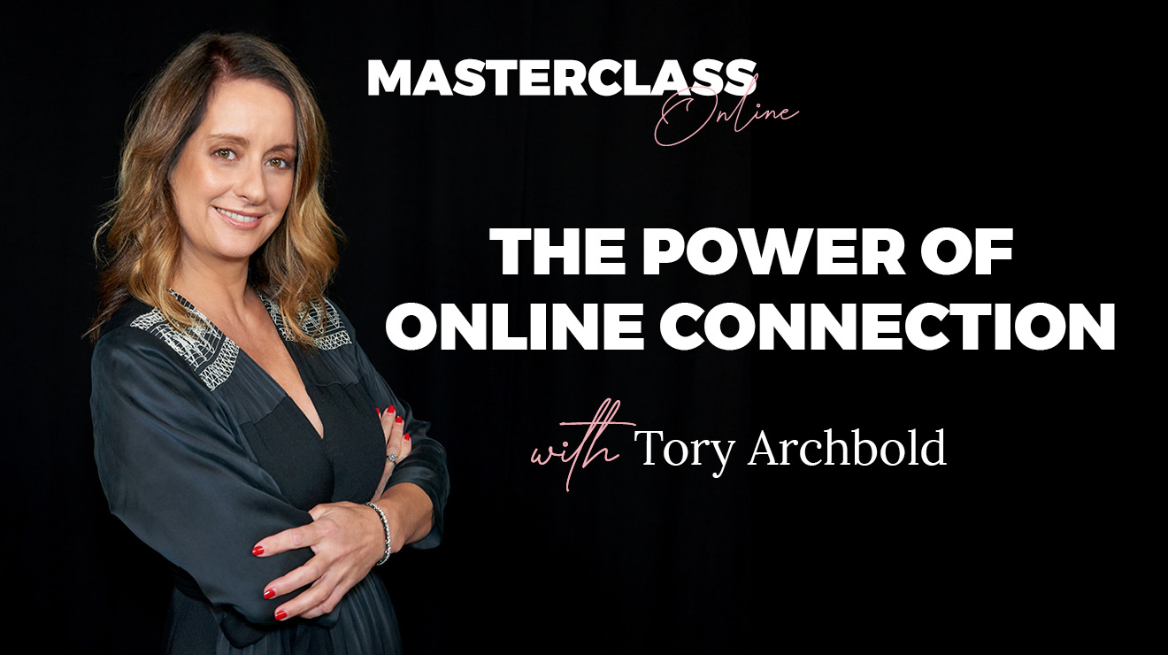 Masterclass: The power of online connection