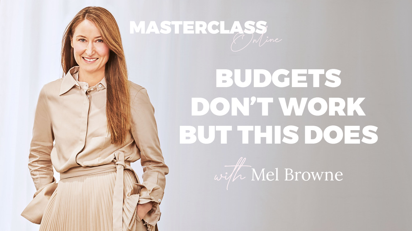 Masterclass: Budgets Don't Work (But This Does)
