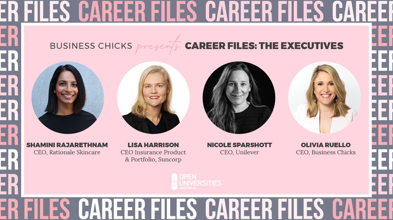 Business Chicks presents Career Files: The Executive Panel