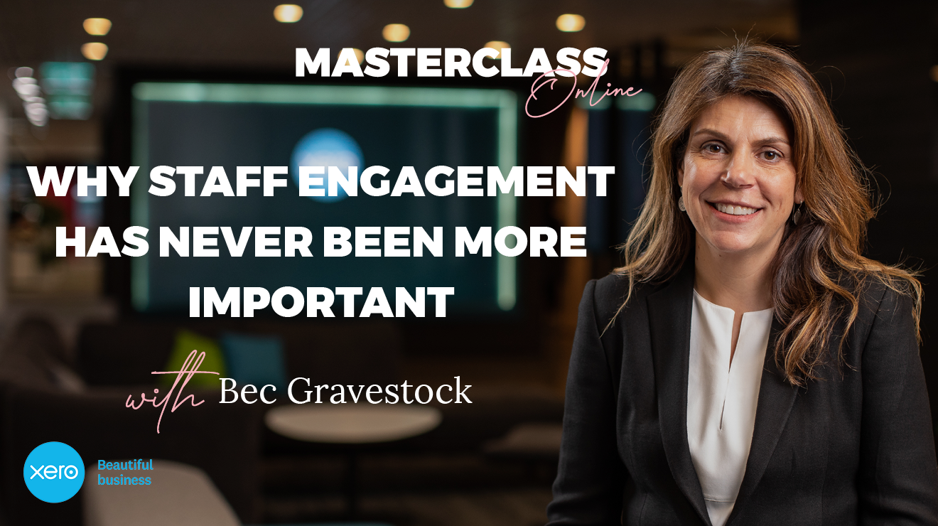 Masterclass: Why staff engagement has never been more important (and how you can manage it)
