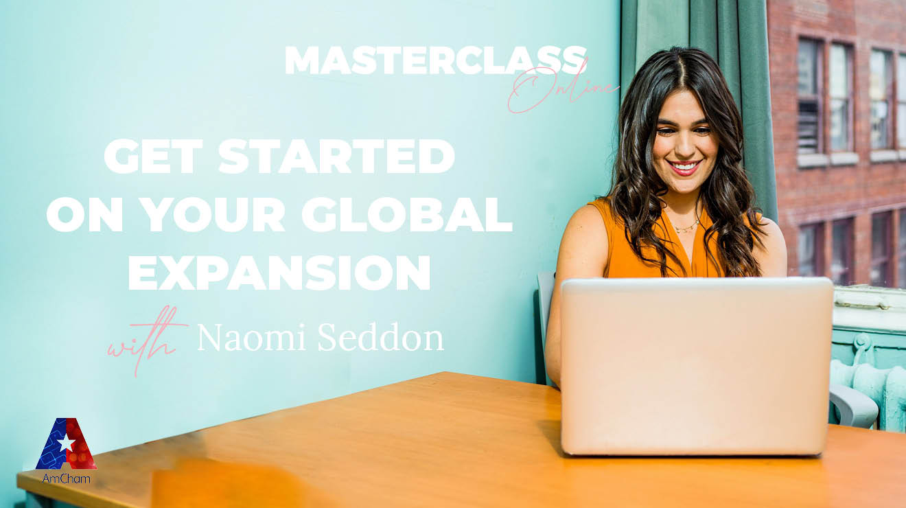 Masterclass: Get started on your global expansion
