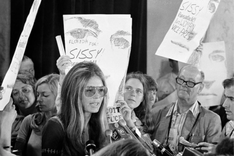 Gloria Steinem talks #MeToo, women in power, and her latest book