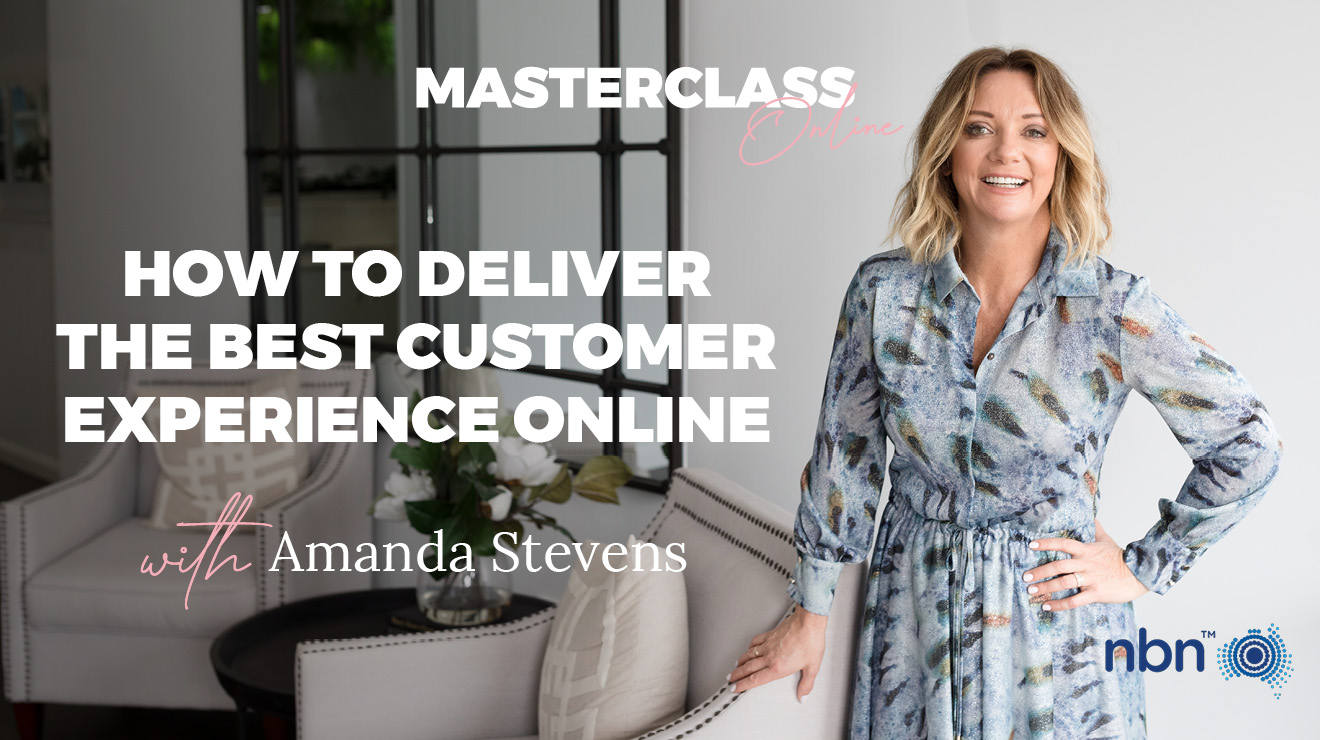 Masterclass: How to deliver the best customer experience online
