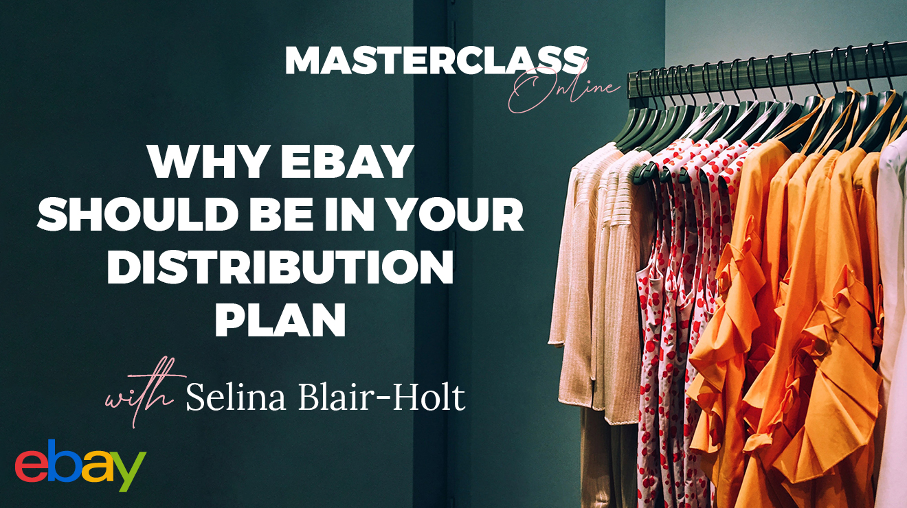 Masterclass: Why eBay should be in your distribution plan