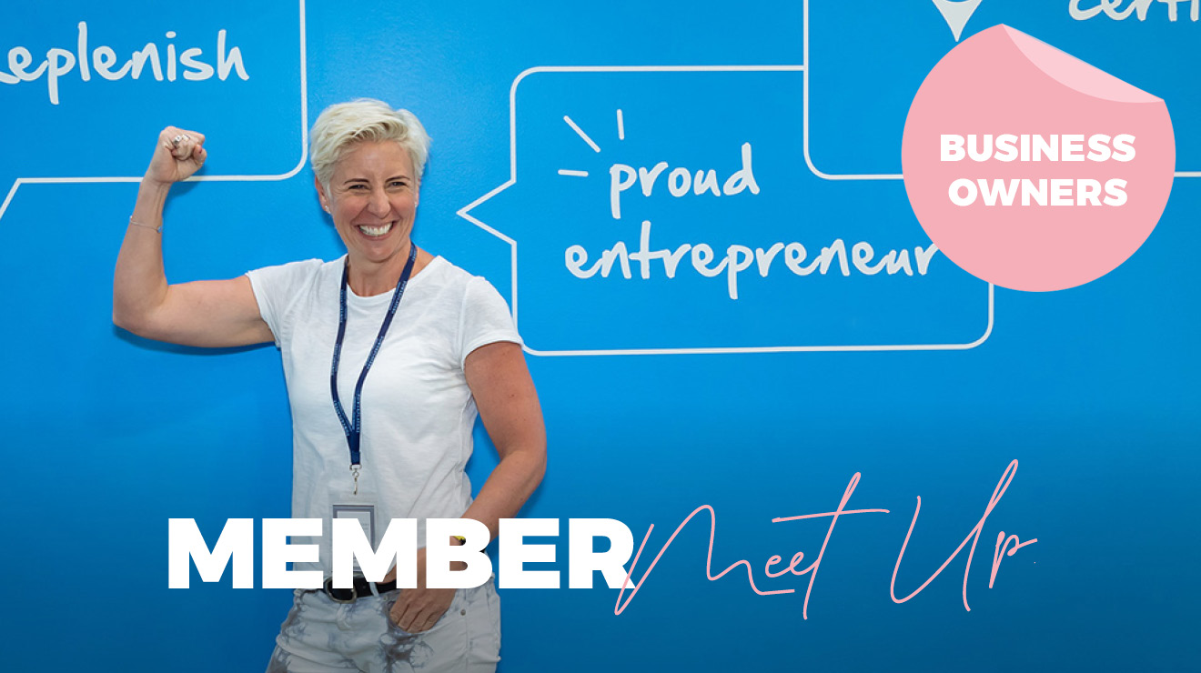 Business Owners: Premium member online meet-up