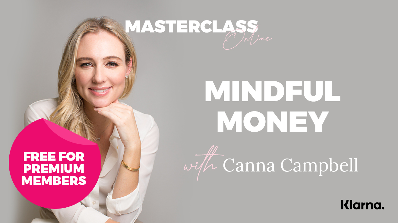 Masterclass: Mindful money