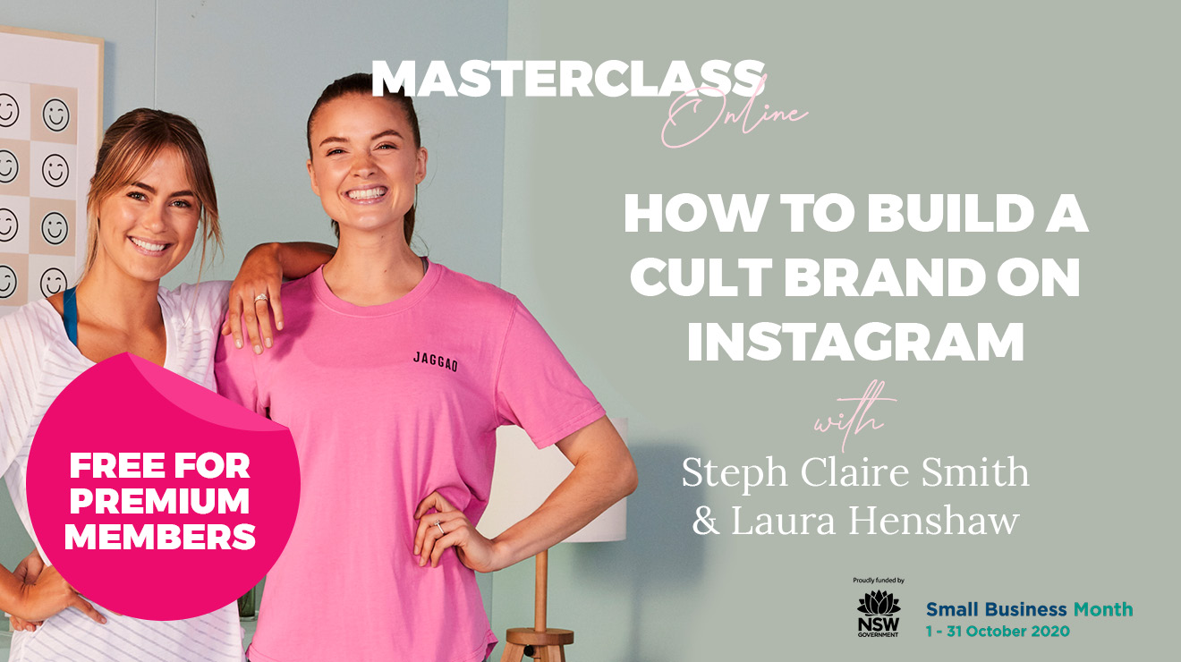 Masterclass: How to build a cult brand on Instagram