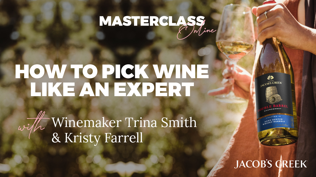 Masterclass: How to pick wine like an expert