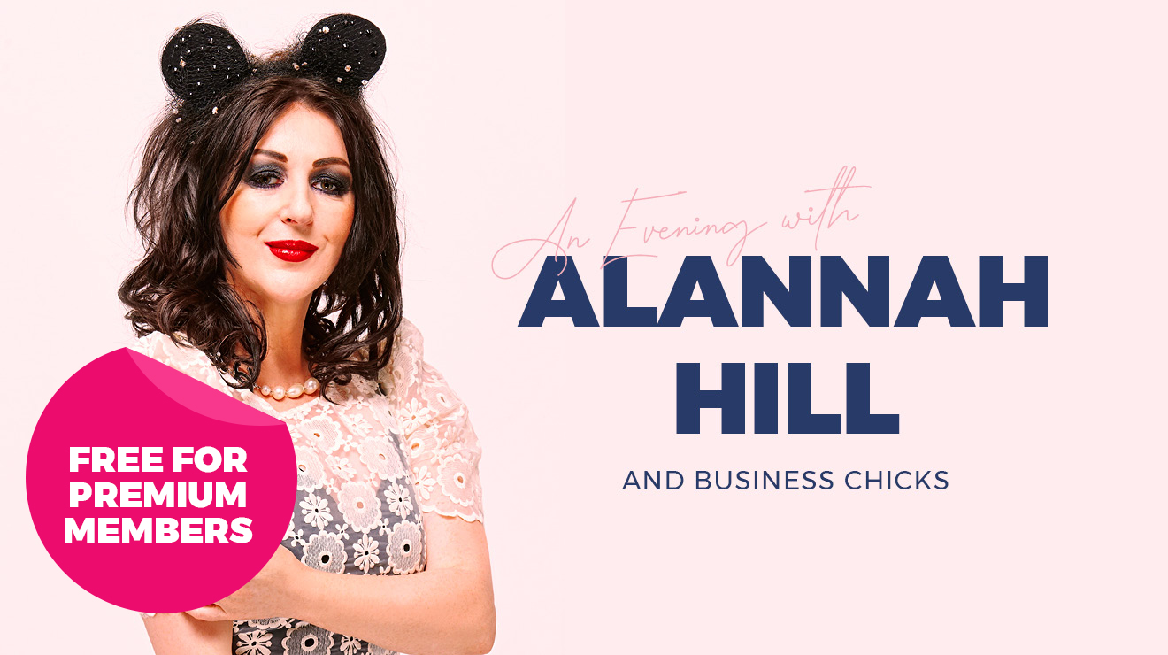 An Evening with Alannah Hill