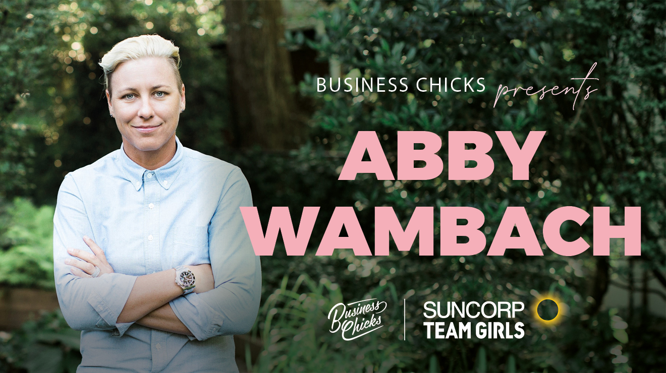 Business Chicks presents Abby Wambach
