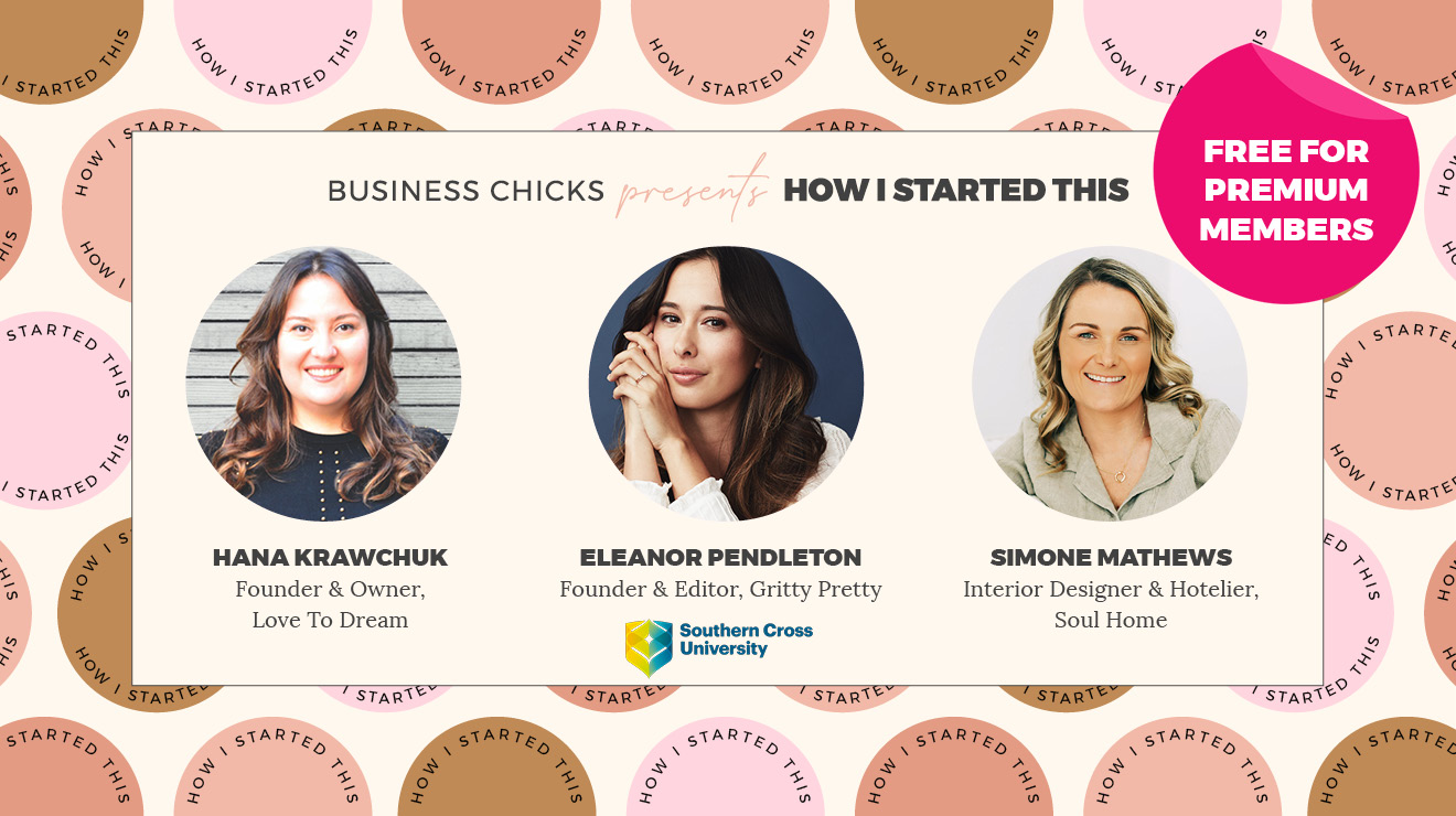 Business Chicks presents How I Started This