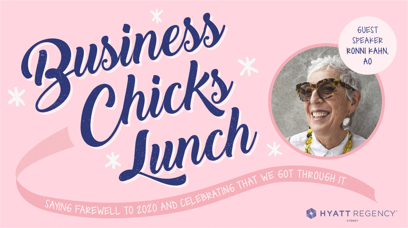 Business Chicks Lunch