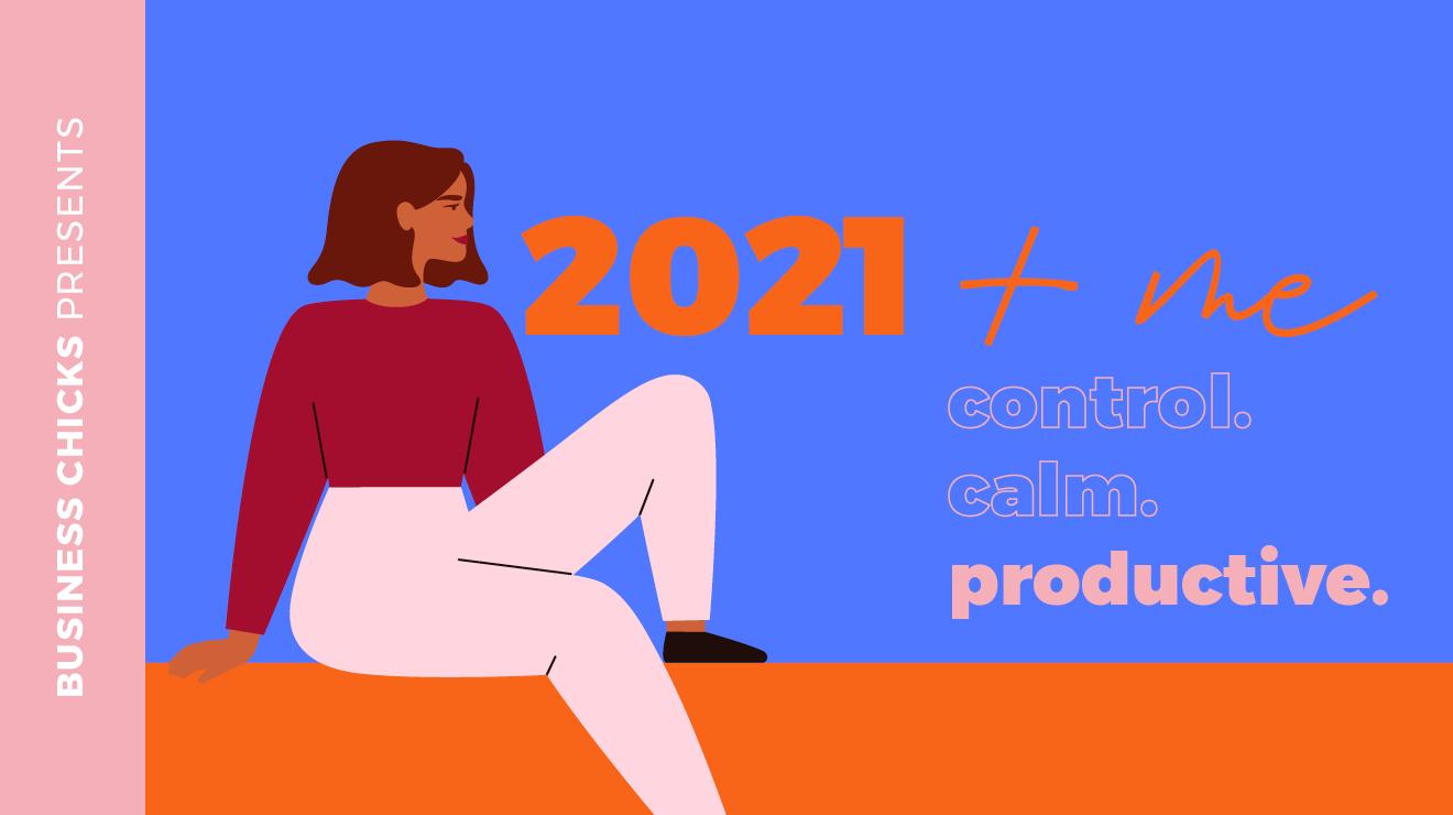 2021 + me