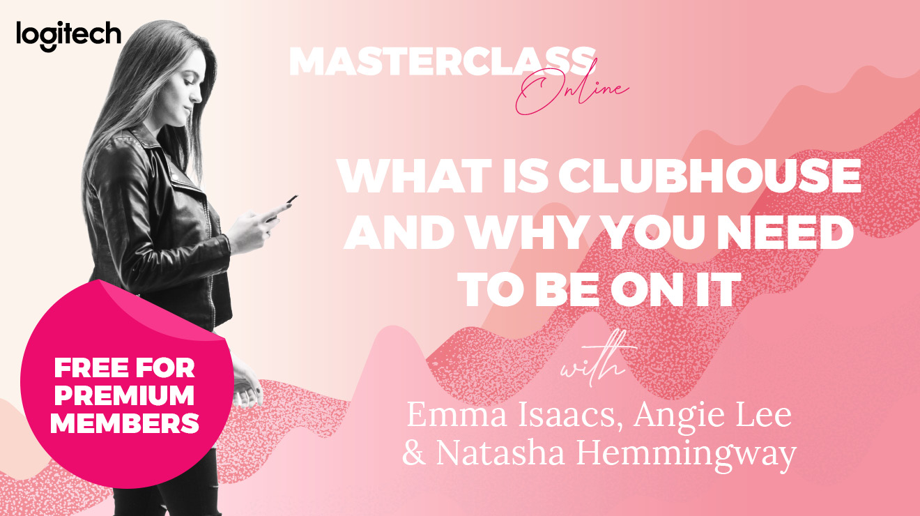 Masterclass: What is Clubhouse and why you need to be on it