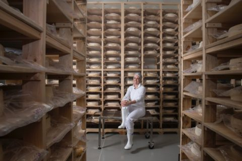 Victoria McClurg has carved an award-winning career making Barossa cheese
