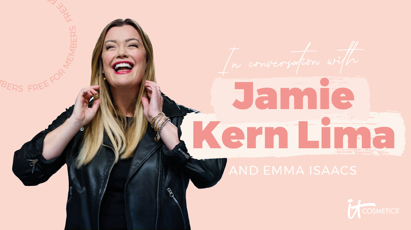 In Conversation with Jamie Kern Lima