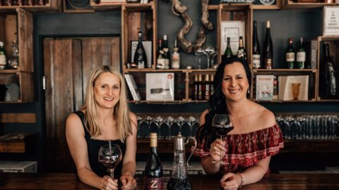 The sixth-generation Barossan sisters making waves (and wine)