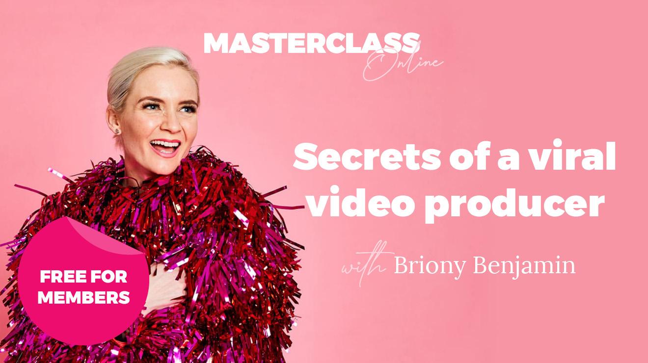 Masterclass: Secrets of a viral video producer