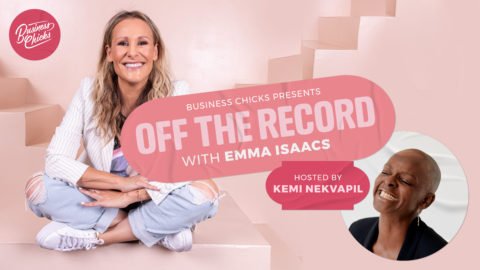 Replay Off the Record with Emma Isaacs and Kemi Nekvapil