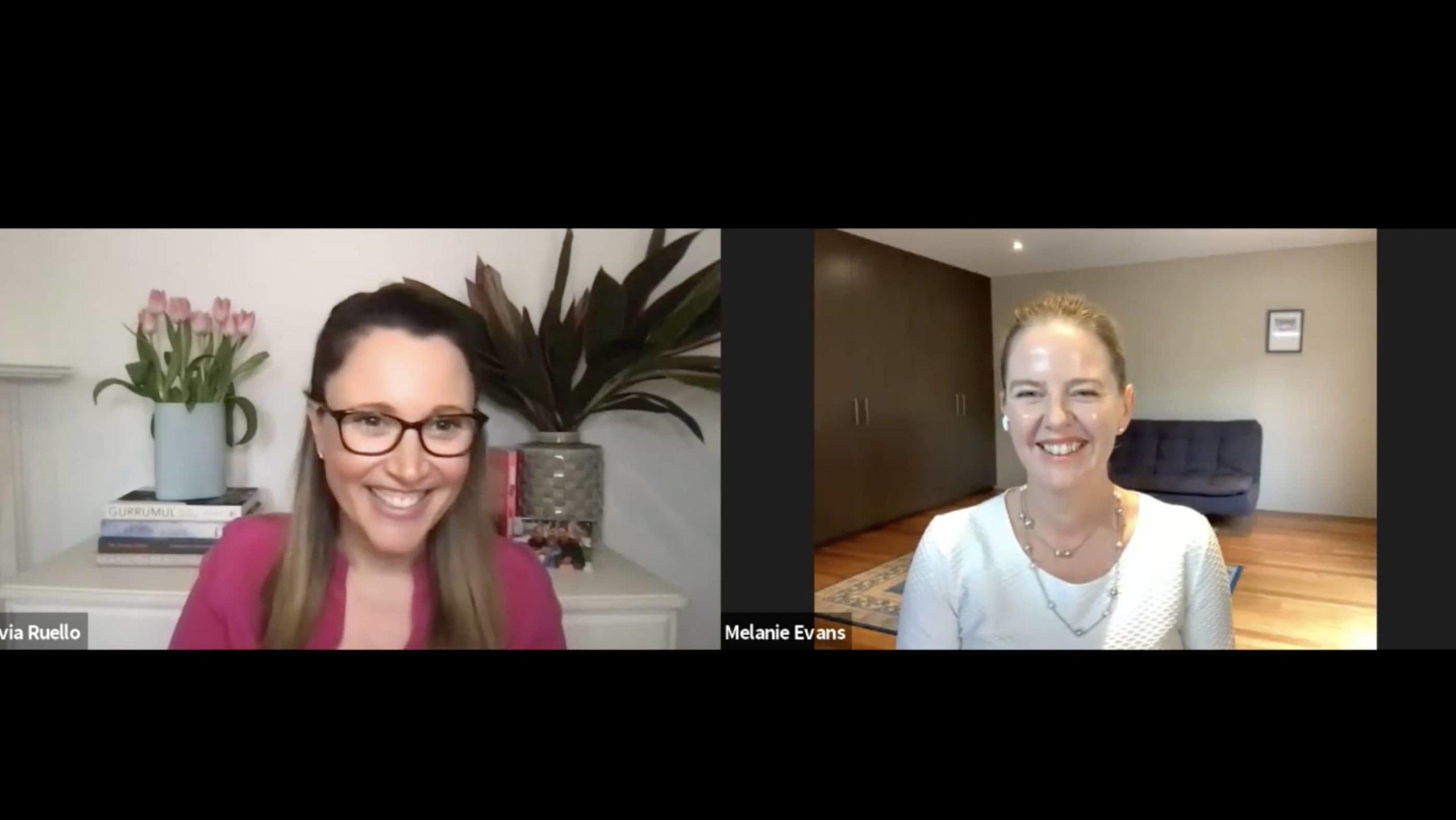 ING Australia CEO Melanie Evans on leadership, wellbeing and moving forward
