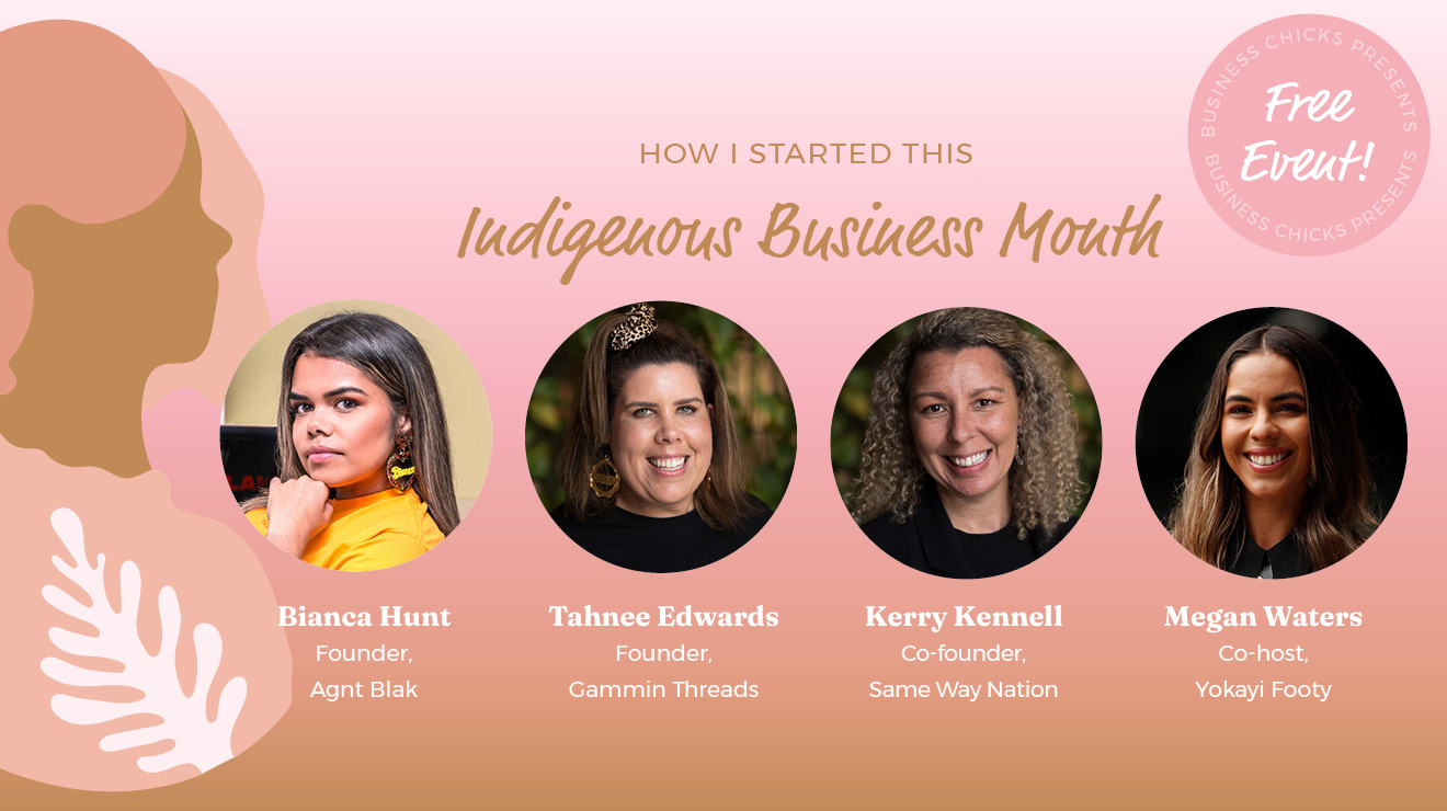 How I Started This – Indigenous Business Month