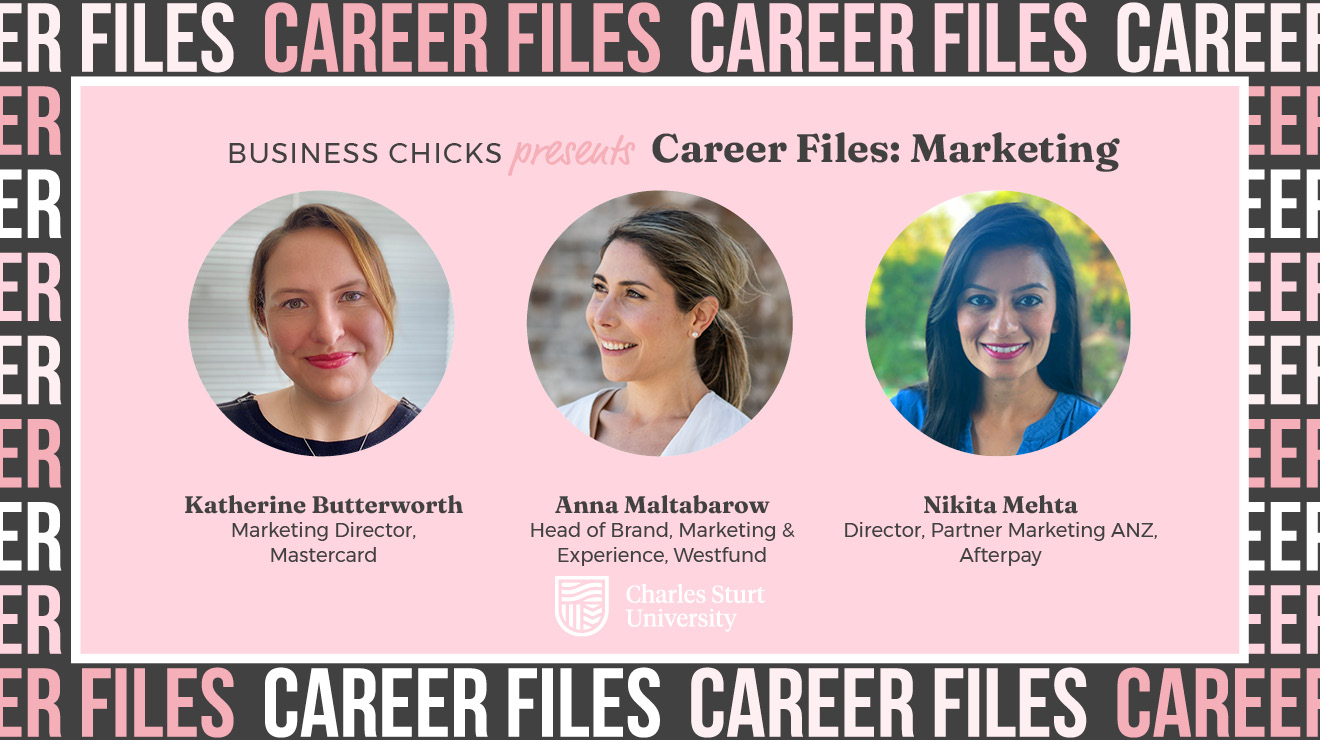 Business Chicks presents Career Files: The Marketing Panel