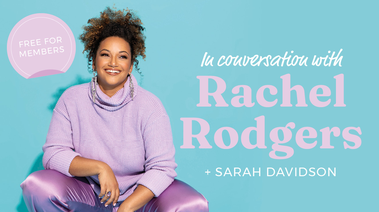 Business Chicks Presents: In Conversation with Rachel Rodgers